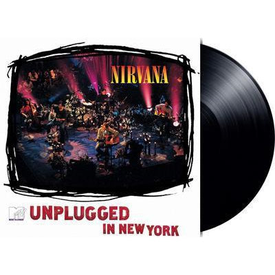 Unplugged in New York - Nirvana [VINYL]