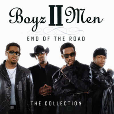 End of the Road: The Collection - Boyz II Men [CD]