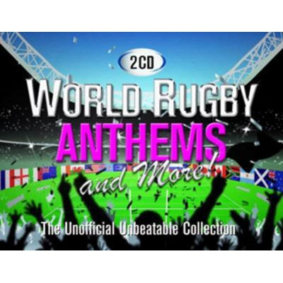 World Rugby Anthems & More - Various Artists [CD]