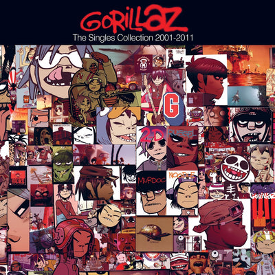 The Singles Collection: 2001-2011 - Gorillaz [CD]