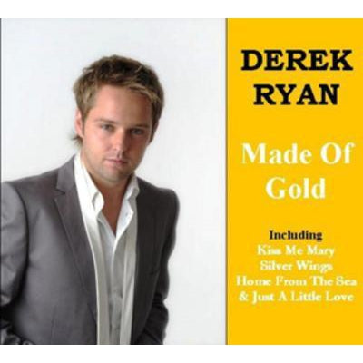 Made of Gold - Derek Ryan [CD]