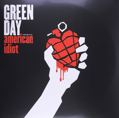 American Idiot - Green Day [VINYL]