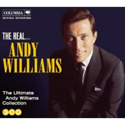 The Real Andy Williams - Andy Williams [CD]