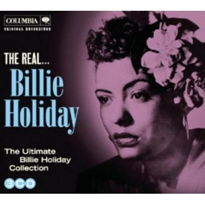 The Real Billie Holiday - Billie Holiday [CD]