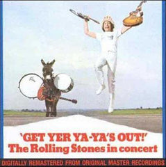 Get Yer Ya Yas Out - The Rolling Stones [VINYL]
