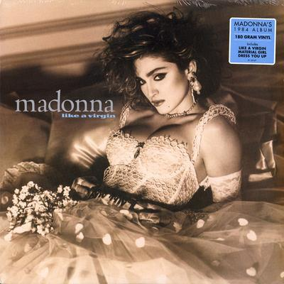 Like a Virgin - Madonna [VINYL]