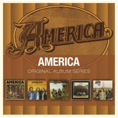 Original Album Series - America [CD]