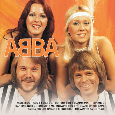 Icon - ABBA [CD]