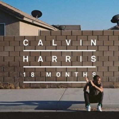 18 Months - Calvin Harris [CD]