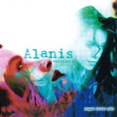 Jagged Little Pill - Alanis Morissette [VINYL]