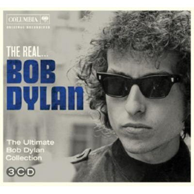 The Real    Bob Dylan: The Ultimate Bob Dylan Collection - Bob Dylan [CD]
