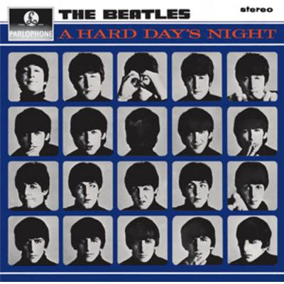 A Hard Day's Night - The Beatles [VINYL]