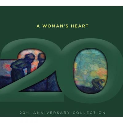 A Woman's Heart - Various Artists [CD]