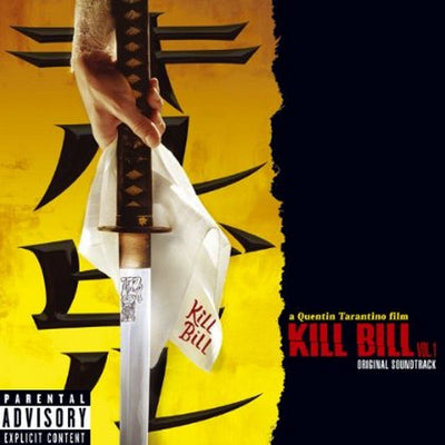 Kill Bill Vol 1 - Original Soundtrack [VINYL]