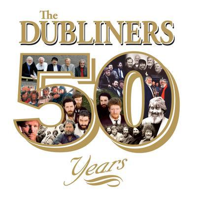 50 Years - The Dubliners [CD]