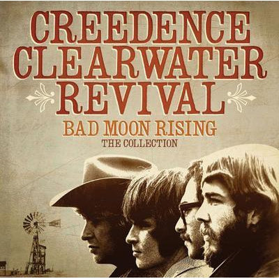Bad Moon Rising: The Collection - Creedence Clearwater Revival [CD]