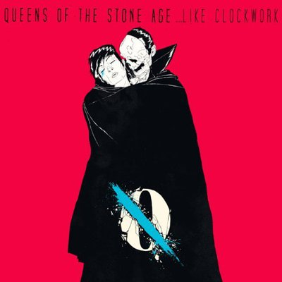 ...Like Clockwork - Queens of the Stone Age [VINYL]