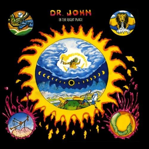 In the Right Place - Dr. John [VINYL]