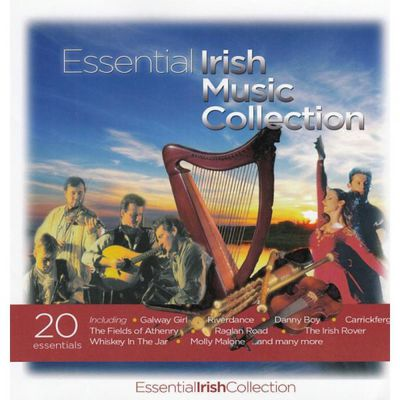 Essential Irish Music Collection - Various Artists [CD]