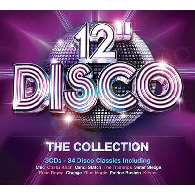 "12"" Disco: The Collection - Various Artists [CD]"