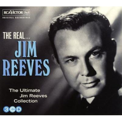 The Real... Jim Reeves - Jim Reeves [CD]