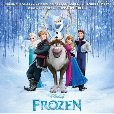 Frozen - Christophe Beck [CD]