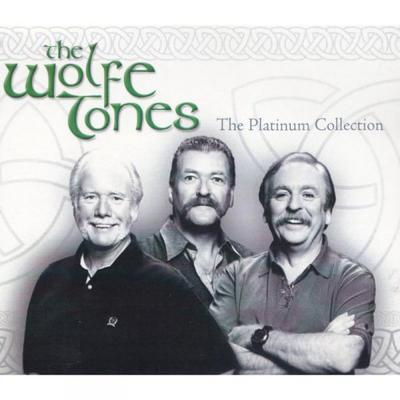 The Platinum Collection - The Wolfe Tones [CD]