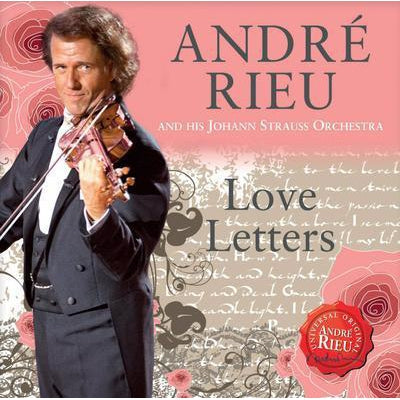 Andre Rieu: Love Letters - André Rieu [CD]