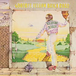 Goodbye Yellow Brick Road - Elton John [CD]