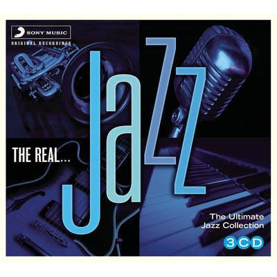 The Real... Jazz - Various Artists [CD]