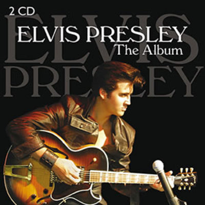 The Album - Elvis Presley [CD]