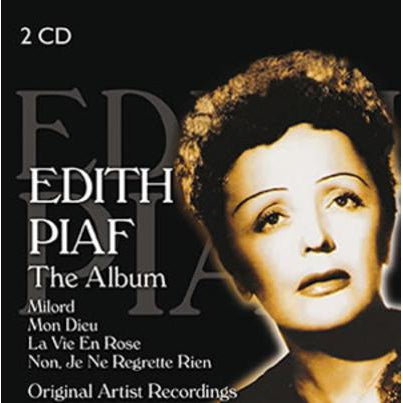 The Album - Édith Piaf [CD]