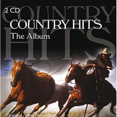 Country Hits - Various Artists [CD]