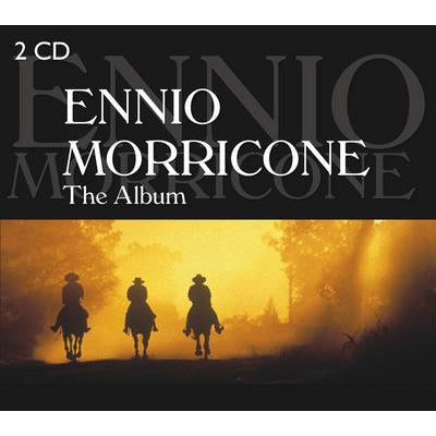The Album - Ennio Morricone [CD]