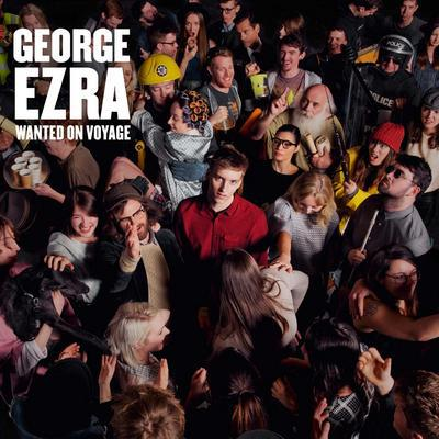 Wanted On Voyage - George Ezra [CD]