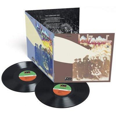 Led Zeppelin II - Led Zeppelin [VINYL Deluxe Edition]