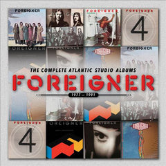 The Complete Atlantic Studio Albums 1977-1991 - Foreigner [CD]