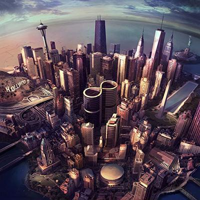 Sonic Highways - Foo Fighters [CD]