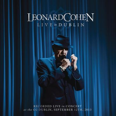 Live in Dublin - Leonard Cohen [CD]