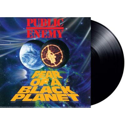 Fear of a Black Planet - Public Enemy [VINYL]