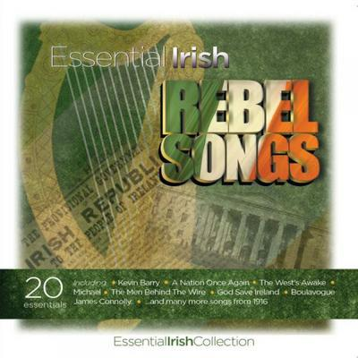 Rebel Songs - Various Artists [CD]
