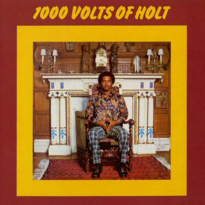 1000 Volts of Holt - John Holt [CD]