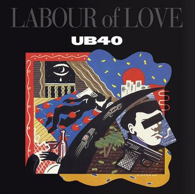 Labour of Love - UB40 [VINYL]