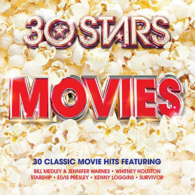 30 Stars: Movies - Various Artists [CD]
