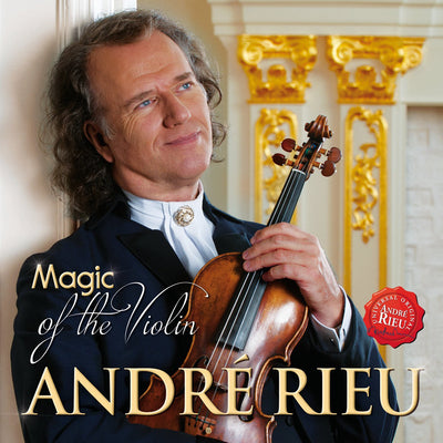 André Rieu: Magic of the Violin - André Rieu and His Johann Strauss Orchestra [CD]