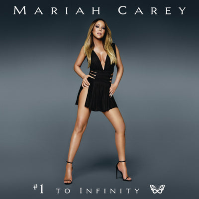#1 to Infinity - Mariah Carey [CD]