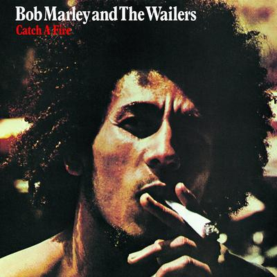 Catch a Fire - Bob Marley and The Wailers [VINYL]