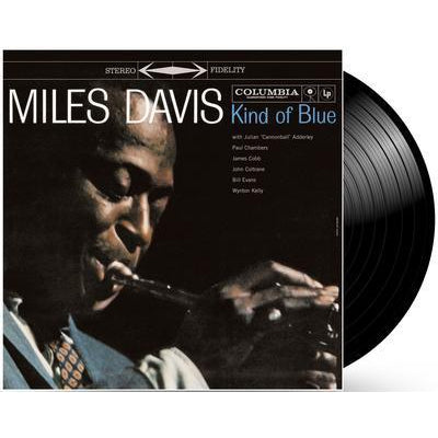 Kind of Blue - Miles Davis [VINYL]