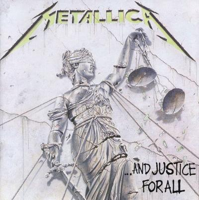 ...And Justice for All - Metallica (Double Vinyl)(2008) [VINYL]