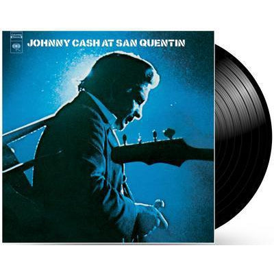 At San Quentin - Johnny Cash [VINYL]